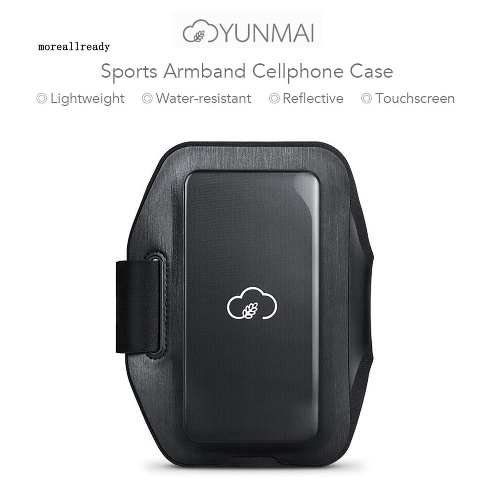 Xiaomi Mijia Yunmai Sports Water Resistant Armband Case for 6inch Mobile Phone