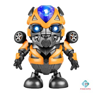 [COD] Electric Walking Dancing Robot w/ Light Music Toys Gift for Kids Baby