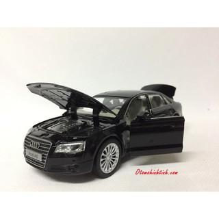 Mô hình xe Audi A8 1:32