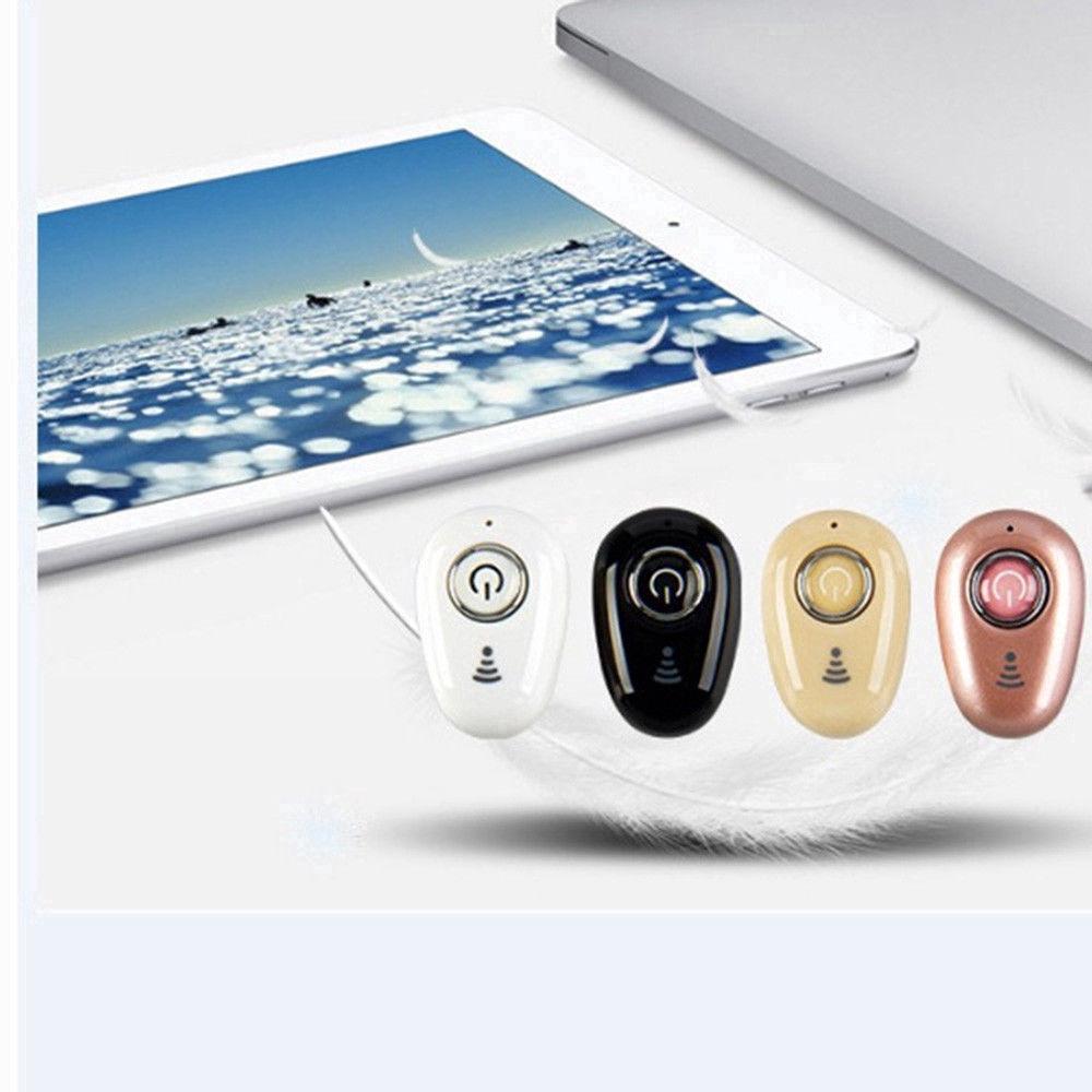 Tai nghe nhét tai S650 kết nối bluetooth 4.1 + phụ kiện