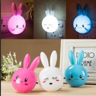 Đèn ngủ LED thiết kế kiểu dáng đáng yêu có công tắc tiết kiệm năng lượng