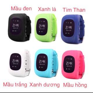 Đồng hồ định vị thông minh Q50 thumbnail