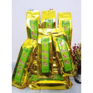 ( Mua 4 tặng 1) 5 gói trà Hoàng Thảo Mộc 500 gram