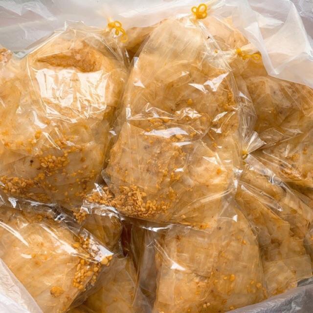 Bánh tráng trộn xike muối tỏi ,sate tắc ,cuốn bơ.. MIX,Món ăn vặt gây nghiện