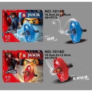 Con quay ninja – bộ 2 con