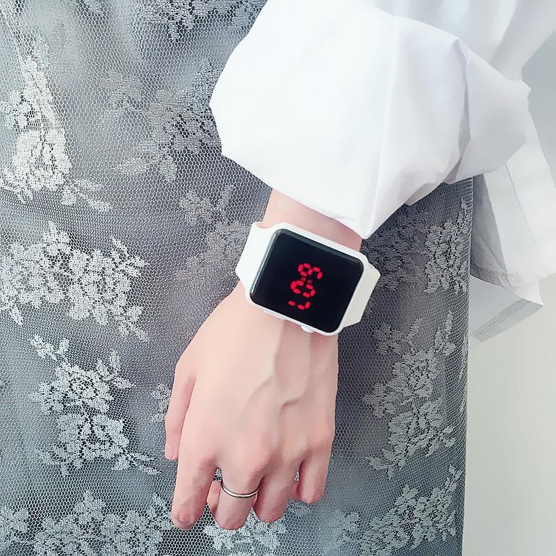 Đồng hồ nam nữ thời trang thông minh Led giá rẻ DH71 tiện dụng