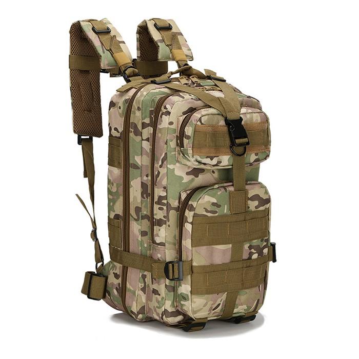 Balo Rằn Ri 35 Lít Lớn - SWAT Phượt - Lính Thủy Đánh Bộ (Màu Sắc Họa Tiết Ngẫu Nhiên)