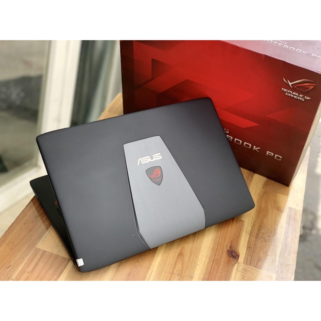 Laptop Asus Rog GL552JX, i7 4720HQ 8G 1000G Vga rời GTX950M 4G Full HD Full Box Đẹp zin 100% giá rẻ Giá chỉ 14.900.000₫