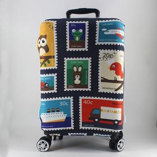 Bao hành lý,Áo bọc vali vải thun co giãn 4 chiều Zooyoo H68Áo thun thumbnail
