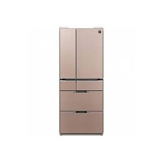 Tủ lạnh 6 cánh Sharp SJ-GF60A-T, 601 lít, Inverter