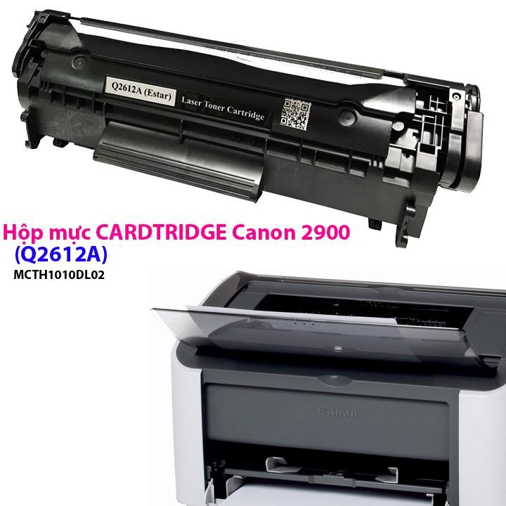 Hộp mực máy in Canon LBP 2900 (CARDTRIDGE CANON 2900)