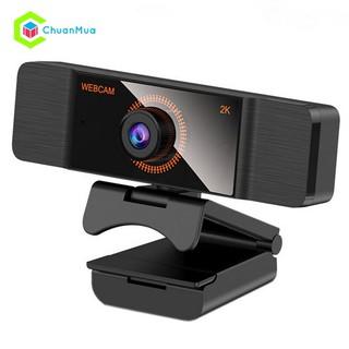 Webcam Full HD 1080p Kèm Mic – Camera Máy Tính, Smart Tivi, Gọi Zalo học Online, trực tuyến
