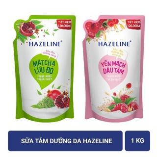 """Sữa tắm dưỡng da Hazeline 1kg (Túi) giá chỉ còn <strong class=""""price"""">7.900.000.000đ</strong>"""