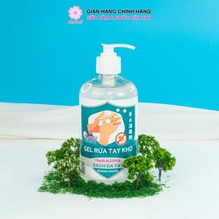 Gel rửa tay khô AVATAR diệt khuẩn cồn 500ml thumbnail