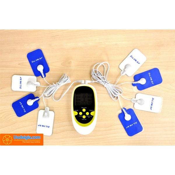 Máy mát-xa trị liệu 8 miếng dán (đầu ra kép) bảo vệ sức khỏe - 3110136 , 1308652451 , 322_1308652451 , 190000 , May-mat-xa-tri-lieu-8-mieng-dan-dau-ra-kep-bao-ve-suc-khoe-322_1308652451 , shopee.vn , Máy mát-xa trị liệu 8 miếng dán (đầu ra kép) bảo vệ sức khỏe