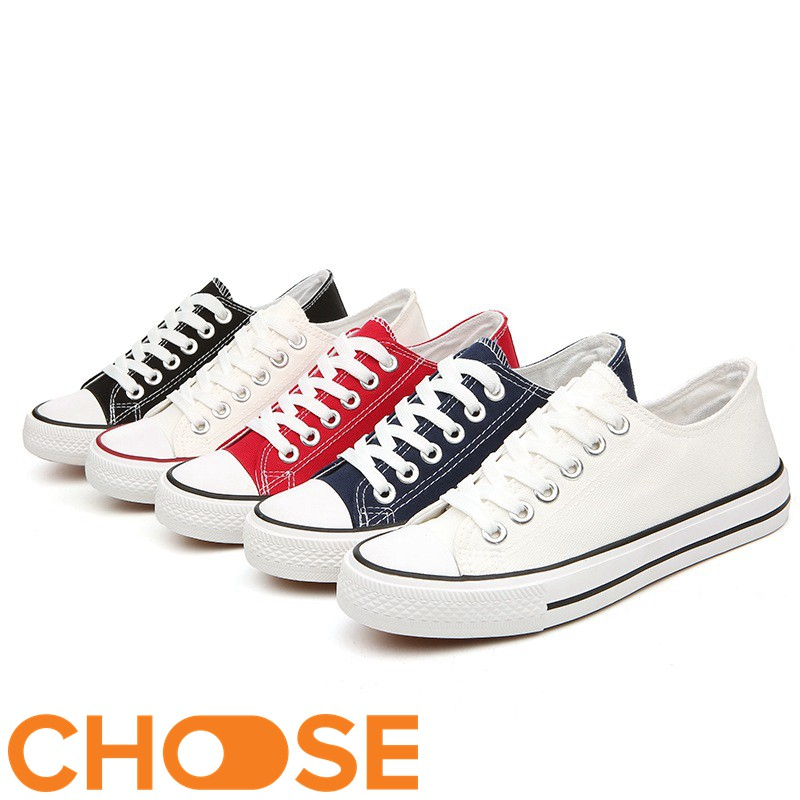 Giày Nữ thể thao vải Choose RẺ NHẤT Sàn Shopee sneaker