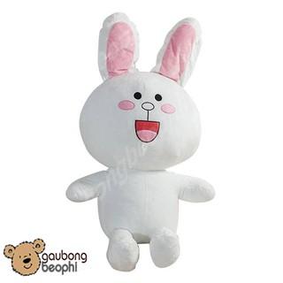 [ HOT 2019 ] Gấu Bông Thỏ Cony Màu Trắng Size 80cm Hàng Cao Cấp Chất Lượng