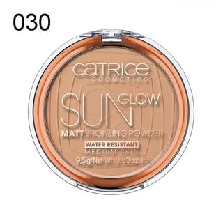 Phâ n ta o khô i Catrice Sun Glow Mater Bronzing Powder 030 Medium Skin - Hàng Ba Lan thumbnail