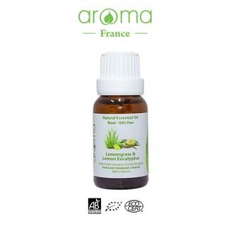 Tinh dầu thiên nhiên AROMA Sả chanh & Bạch đàn