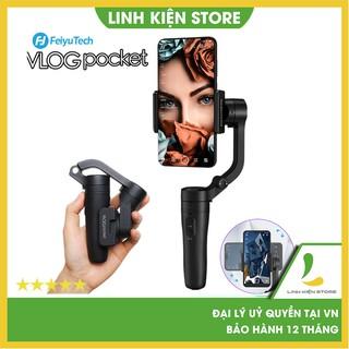 Gimbal chống rung cho điện thoại Feiyu Vlog Pocket – Gimbal 3 trục motor dành cho smartphone