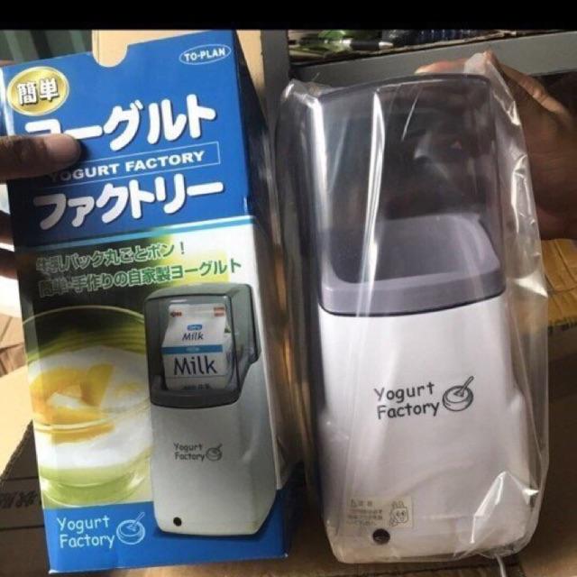 Máy làm sữa chua xuất Nhật