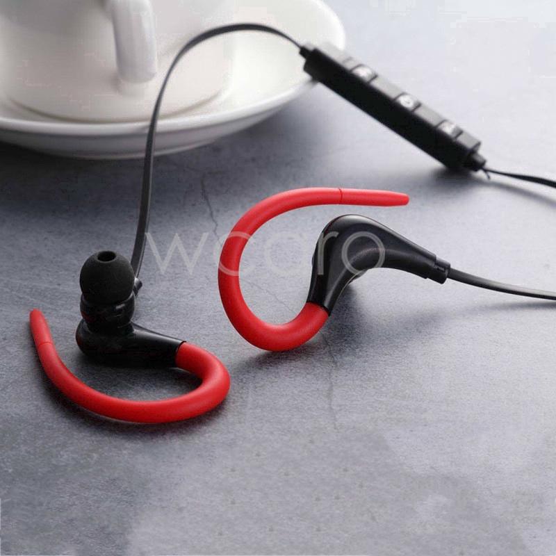 Bt-1 Bluetooth Headset 5.0 Waterproof Sports Hanging Ears Big Horn Wireless Bluetooth Headset