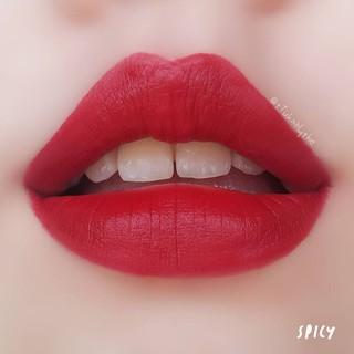Son thỏi lì NYX Suede matte lipstick màu Spicy thumbnail