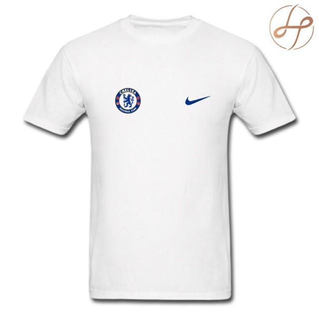 DIY T shirt Nike Chelsea Fans Tshirt