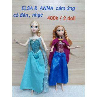 ELSA và ANNA cảm ứng