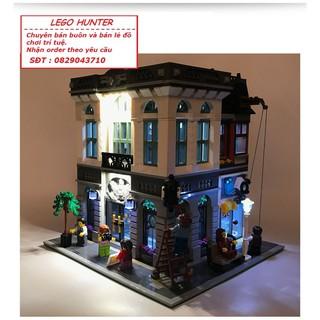 Phụ kiện Lego : Bộ đèn Led chiếu sáng , trang trí BrickBank Lepin 15001