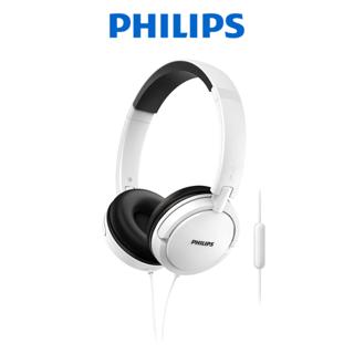 Tai nghe Philips SHL5005WT 00 - Màu Trắng, có Mic thumbnail
