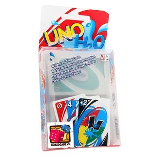 Bài Uno H2O nhựa