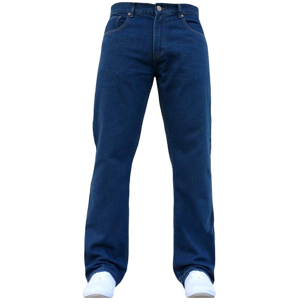 Quần Bò Jean Jeans Nam ống Suông Co giãn chất đẹp QUAN JEAN NAM 025