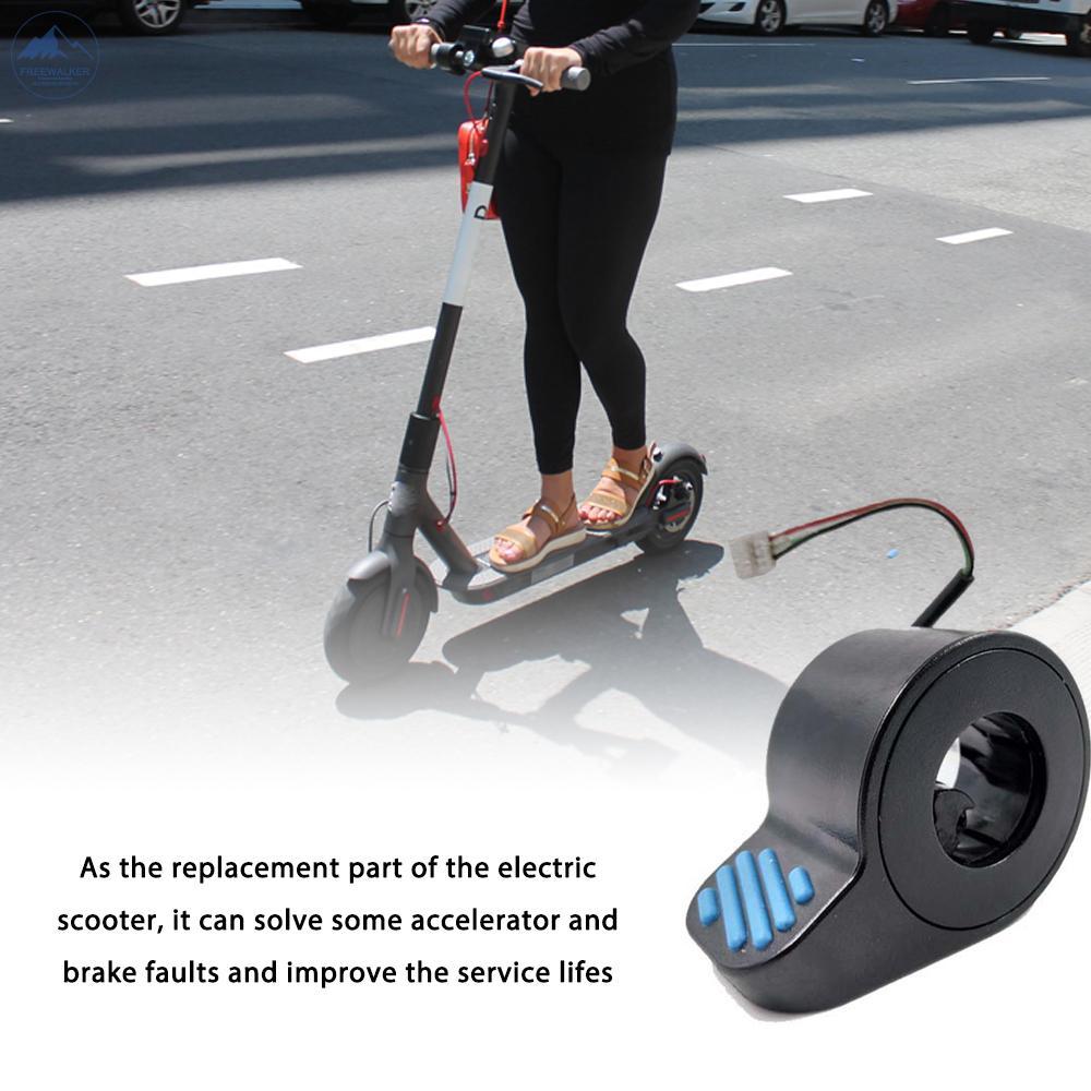 Nút Bấm Phanh Điện Tử ES12345 Cho Xe Scooter Điện
