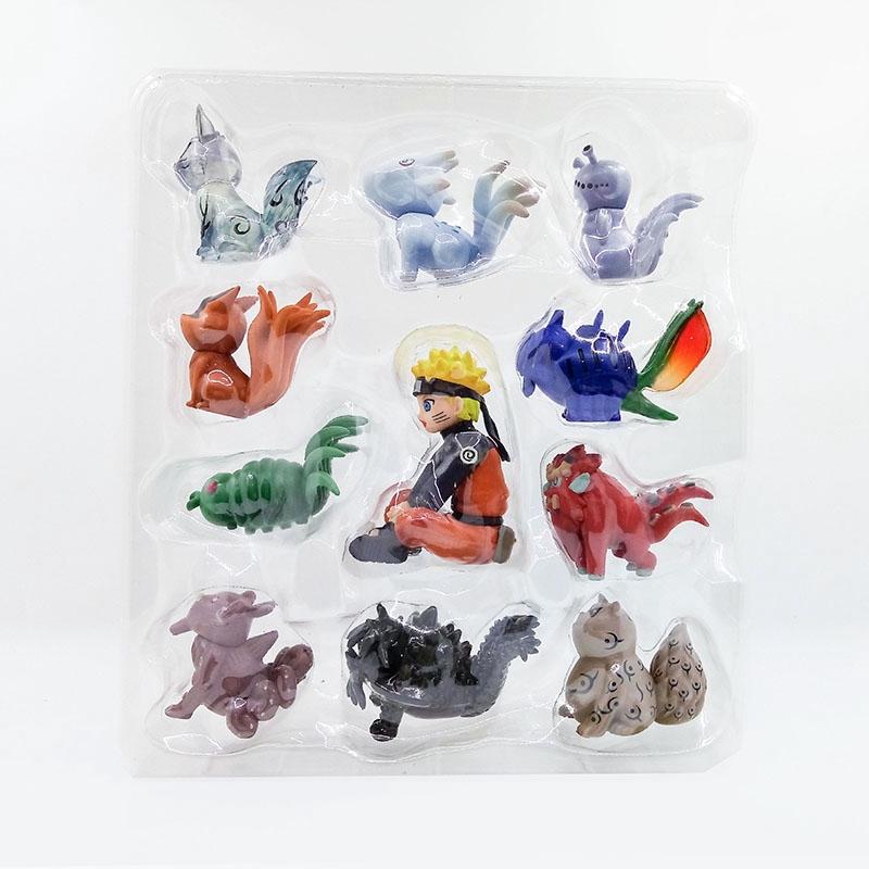 💝[Siêu Chất] mô hình chibi NARUTO VÀ VĨ THÚ (NARUTO) hàng order chất lượng