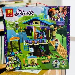 Lego Friends Ngôi nhà cây – 357 chi tiết