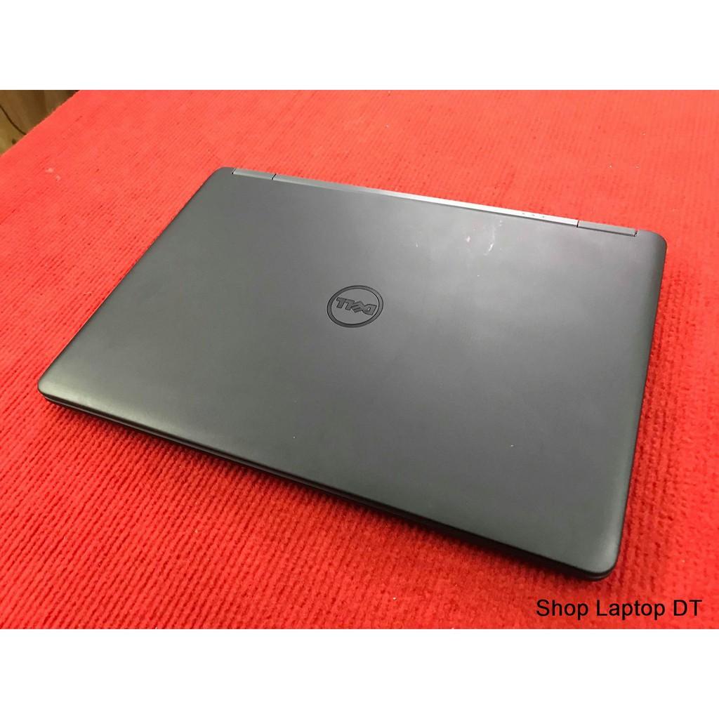 [SALE] Laptop cũ Dell E7250 - Siêu Bền Bỉ- BH 1 Năm + KM - ổ cứng SSD xé gió - Bao chạy nhanh - Hình thức Like new 99% | SaleOff247