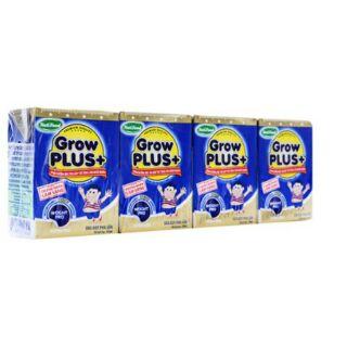 1 Thùng sữa grow plus xanh 110ml ( date 2021)