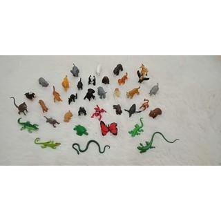Safari – mô hình 36 động vật hoang dã