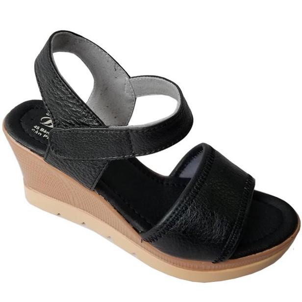 [Hạ Giá] Giày sandal xuồng BIGGBEN da bò thật HKD073 -x13 !
