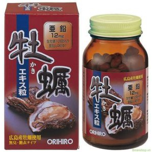 Viên uống tinh chất Hàu Orihiro Nhật Bản