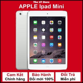 Máy tính bảng Apple Ipad Mini (Fullbox) (Likenew) (Wifi + 4G)