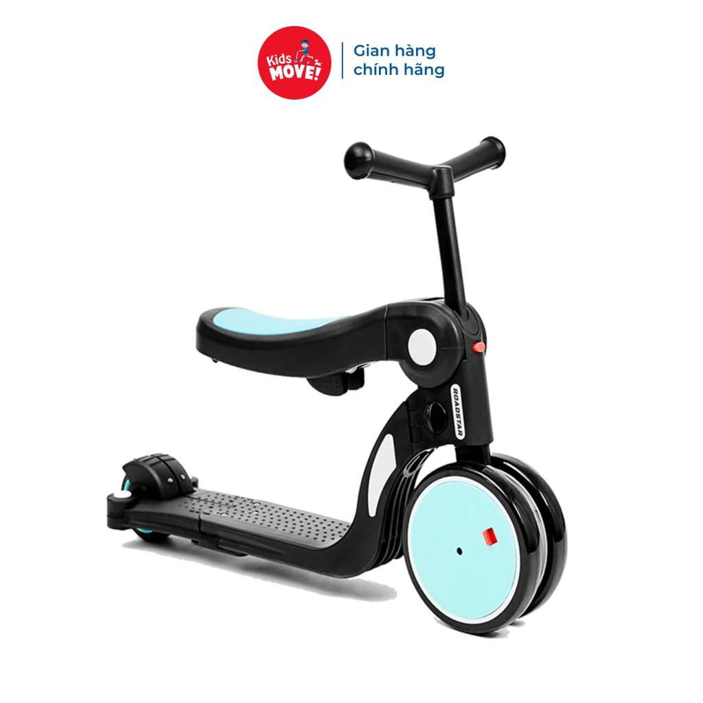 Xe scooter đa năng 5 trong 1 ROADSTAR cho bé từ 1-6 tuổi Chính hãng