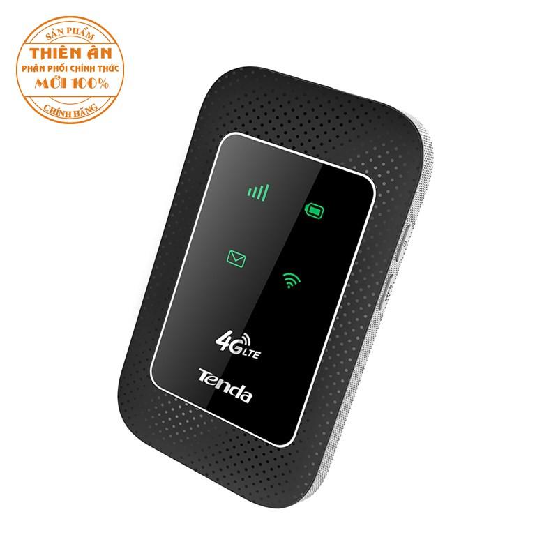 Thiết bị phát Wifi di động TENDA 4G180 - BẢO HÀNH CHÍNH HÃNG