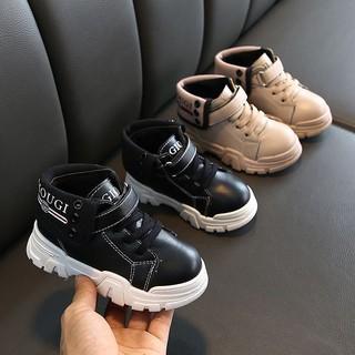 giày cổ cao cho be 0478
