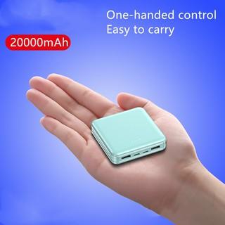 """Sạc dự phòng mini Y44 20000mAh thiết kế dễ thương nhỏ nhắn dễ dàng mang theo tiện dụng giá chỉ còn <strong class=""""price"""">10.620.000.000đ</strong>"""