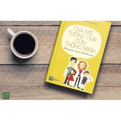 sách- Cha Mẹ Thông Thái Con Thông Minh