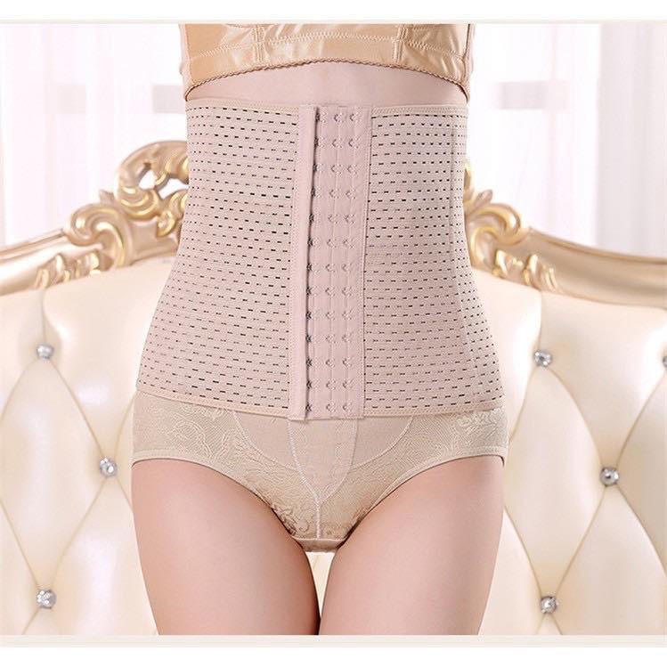 Đai nịt bụng định hình eo thon có thể kết hợp váy body.