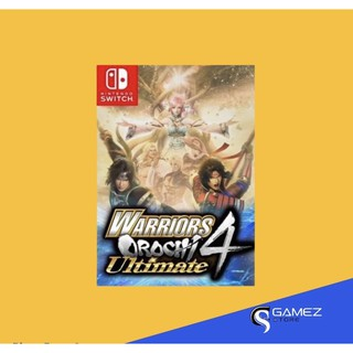 Game Switch Warriors Orochi 4 Ultimate thumbnail