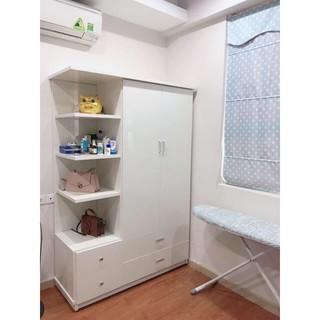 [RẺ VÔ ĐỊCH] Tủ Nhựa Đài Loan BN08. 54( Chat ngay để chọn màu )